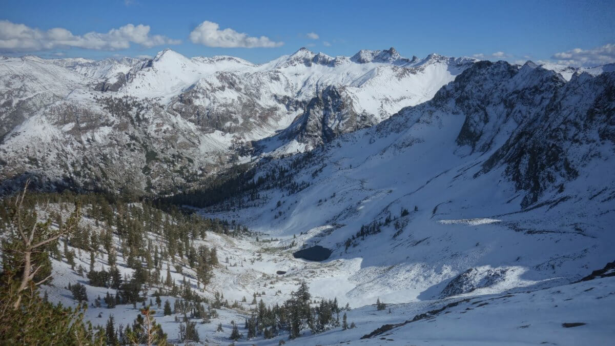 Grouse Creek to Soda Canyon in Emigrant Wilderness – Hiking